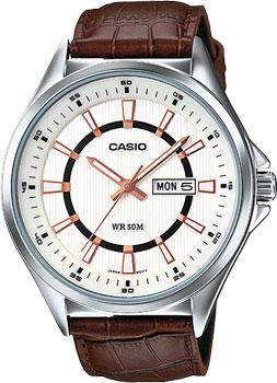 Наручные мужские часы Casio MTP-E108L-7A