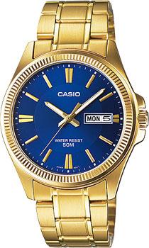Наручные мужские часы Casio MTP-E111GB-2A