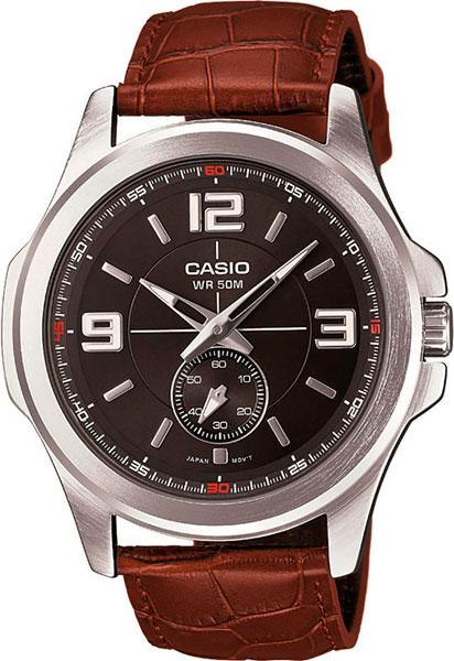 Наручные мужские часы Casio MTP-E112L-1A