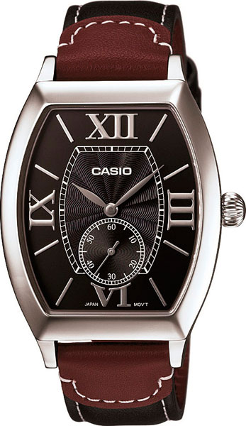 Наручные мужские часы Casio MTP-E114L-1A