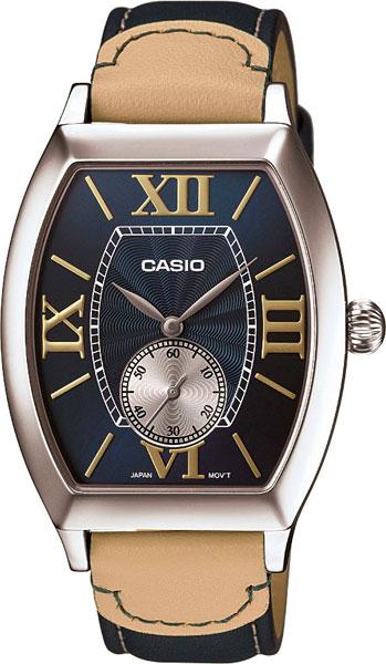 Наручные мужские часы Casio MTP-E114L-2A