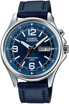 Наручные мужские часы Casio MTP-E201L-2B