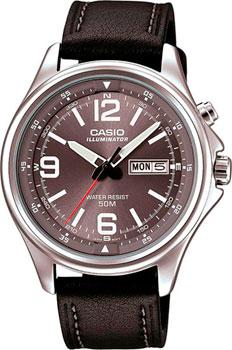 Наручные мужские часы Casio MTP-E201L-8B