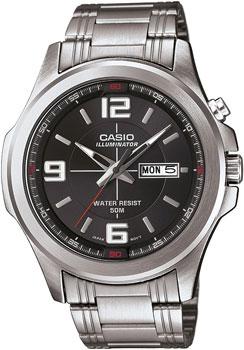 Наручные мужские часы Casio MTP-E202D-1A