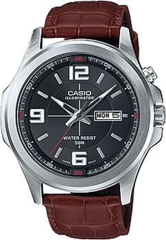 Наручные мужские часы Casio MTP-E202L-1A