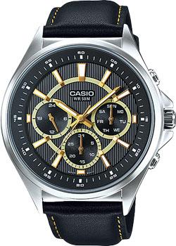 Наручные мужские часы Casio MTP-E303L-1A