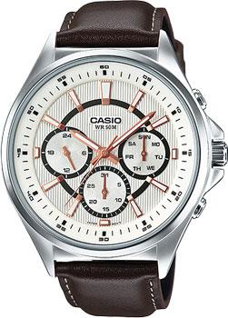 Наручные мужские часы Casio MTP-E303L-7A