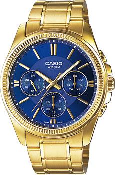 Наручные мужские часы Casio MTP-E304GB-2A