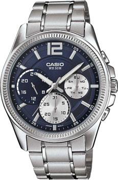 Наручные мужские часы Casio MTP-E305D-2A