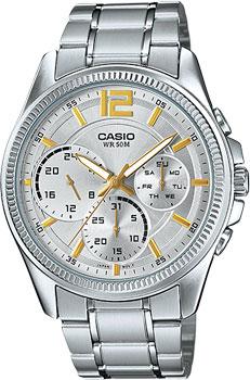 Наручные мужские часы Casio MTP-E305D-7A