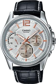 Наручные мужские часы Casio MTP-E305L-7A