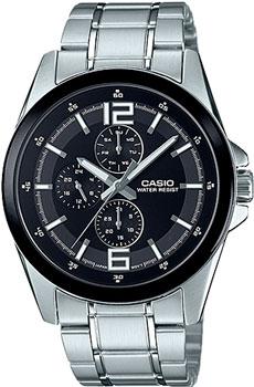 Наручные мужские часы Casio MTP-E306D-1A