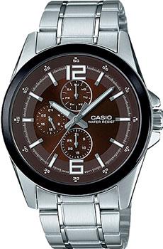 Наручные мужские часы Casio MTP-E306D-5A