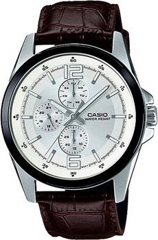 Наручные мужские часы Casio MTP-E306L-7A