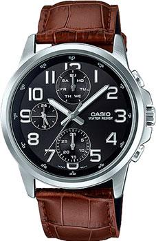 Наручные мужские часы Casio MTP-E307L-1A