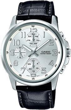 Наручные мужские часы Casio MTP-E307L-7A