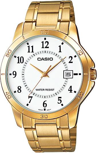 Наручные мужские часы Casio MTP-V004G-7B