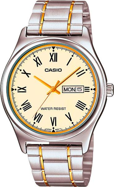 Наручные мужские часы Casio MTP-V006SG-9B