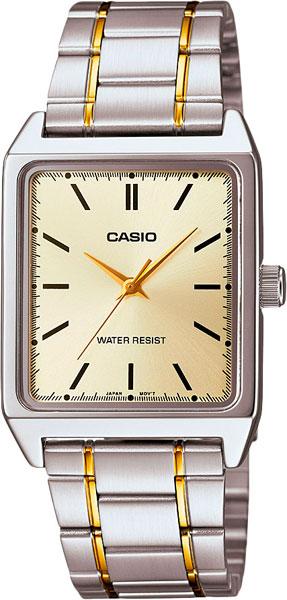 Наручные мужские часы Casio MTP-V007SG-9E