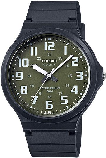 Наручные мужские часы Casio MW-240-3B