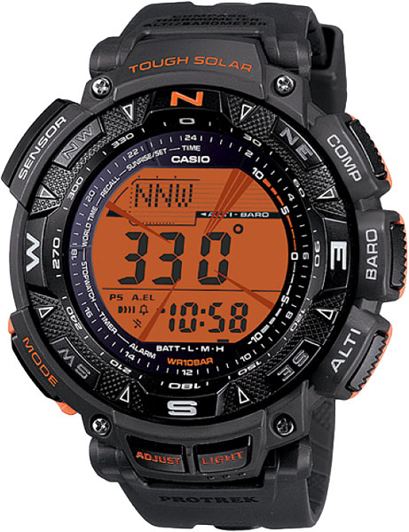 Наручные мужские часы Casio PRG-240-8E
