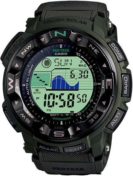 Наручные мужские часы Casio PRG-250B-3D