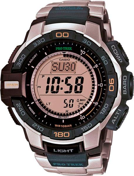 Наручные мужские часы Casio PRG-270D-7E
