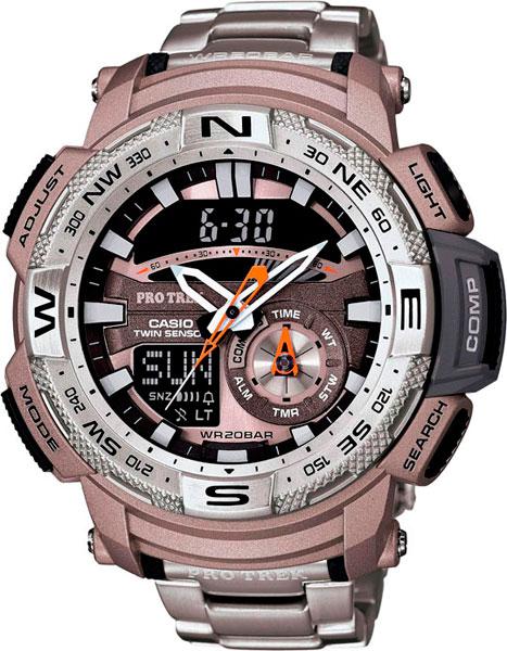 Наручные мужские часы Casio PRG-280D-7E