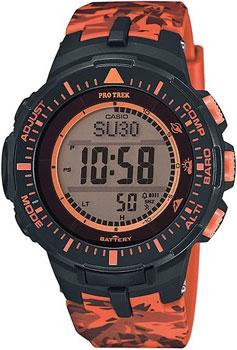 Наручные мужские часы Casio PRG-300CM-4E