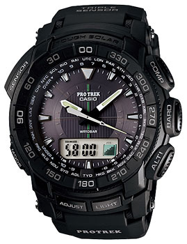 Наручные мужские часы Casio PRG-550-1A1