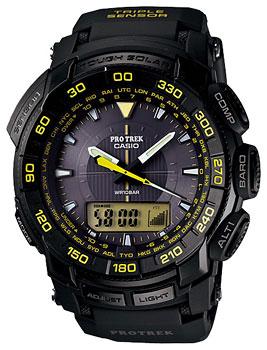 Наручные мужские часы Casio PRG-550-1A9