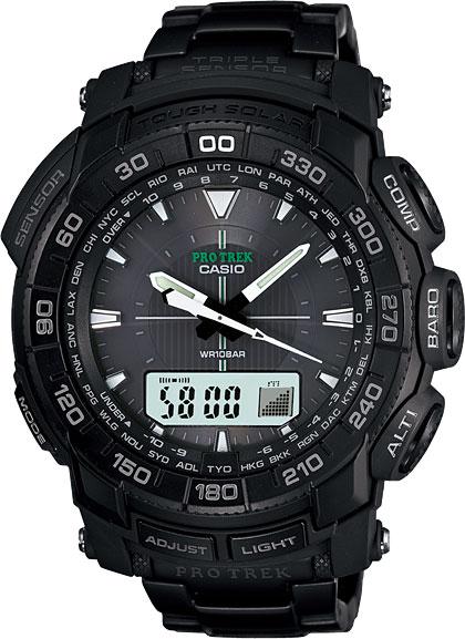 Наручные мужские часы Casio PRG-550BD-1E