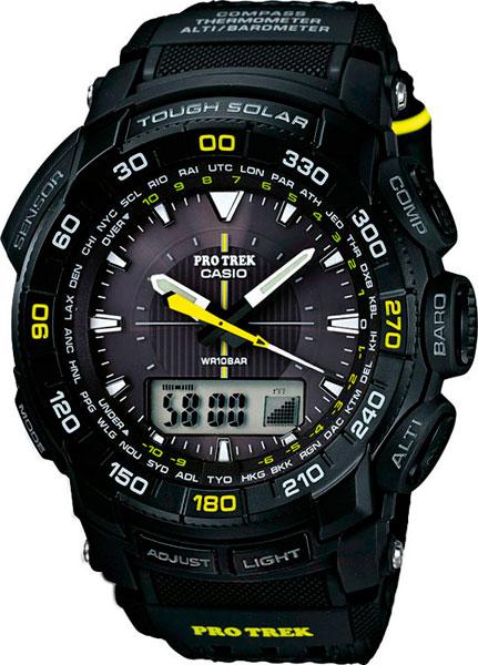 Наручные мужские часы Casio PRG-550G-1D