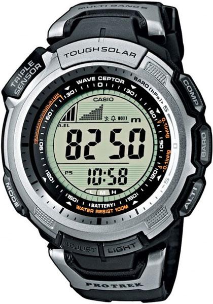Наручные мужские часы Casio PRW-1300-1V