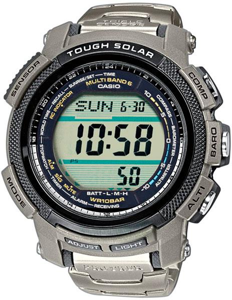 Наручные мужские часы Casio PRW-2000T-7E
