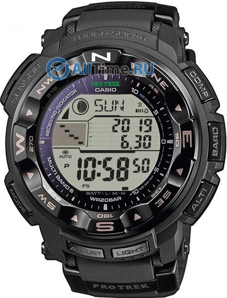 Наручные мужские часы Casio PRW-2500-1A