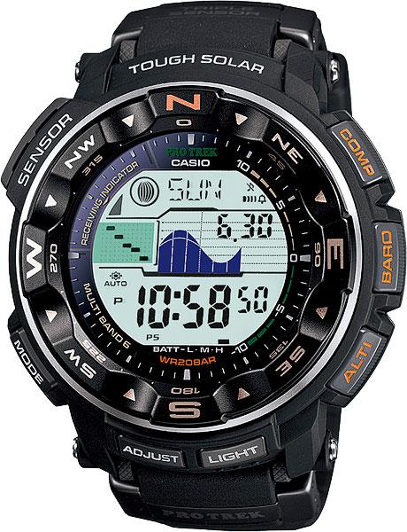 Наручные мужские часы Casio PRW-2500-1E