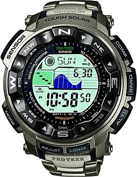 Наручные мужские часы Casio PRW-2500T-7E