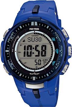 Наручные мужские часы Casio PRW-3000-2B