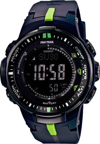 Наручные мужские часы Casio PRW-3000-2E