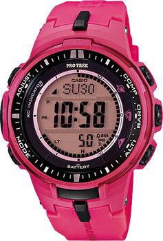 Наручные мужские часы Casio PRW-3000-4B