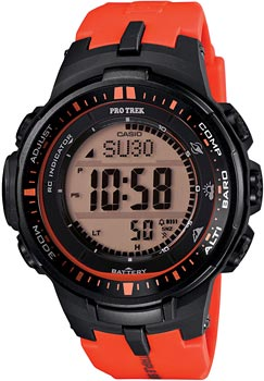 Наручные мужские часы Casio PRW-3000-4E
