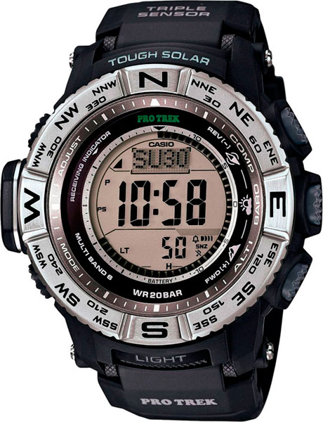 Наручные мужские часы Casio PRW-3500-1E