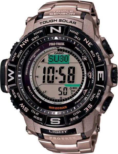 Наручные мужские часы Casio PRW-3500T-7E