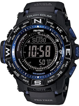 Наручные мужские часы Casio PRW-3500Y-1E