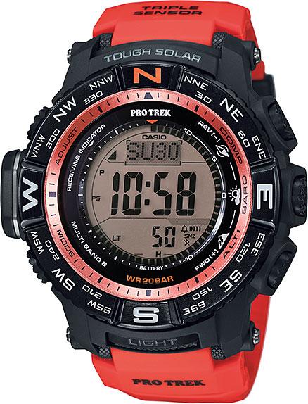 Наручные мужские часы Casio PRW-3500Y-4E