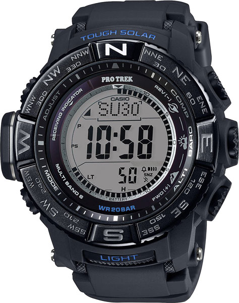 Наручные мужские часы Casio PRW-3510Y-1E