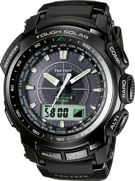 Наручные мужские часы Casio PRW-5100-1E
