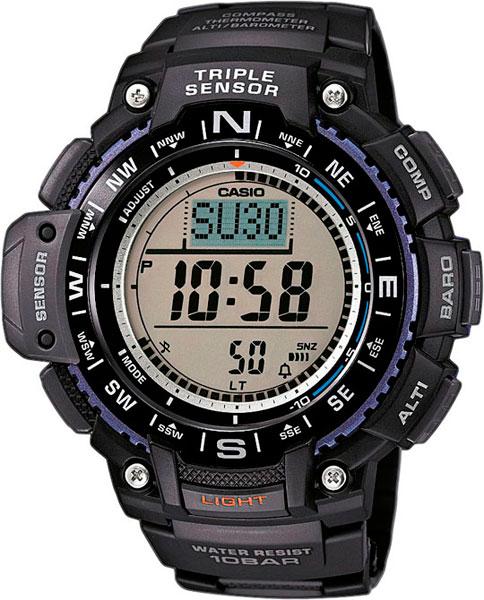 Наручные мужские часы Casio SGW-1000-1A