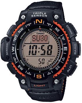 Наручные мужские часы Casio SGW-1000B-4A